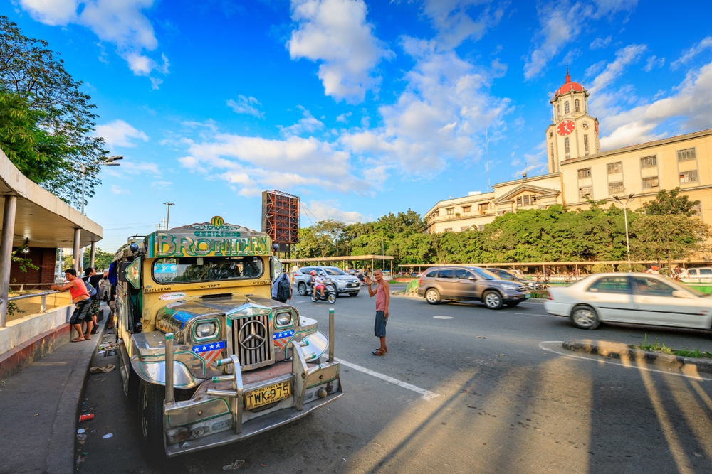 The famous Jeepneys were originally made out of old US military jeeps left over after World War II — ARTYOORAN / Shutterstock