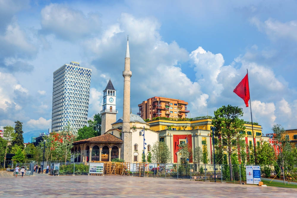 While remaining rather unexplored, Tirana has been attracting an increasing number of visitors —  LMspencer / Shutterstock Tirana airport to welcome more than 3 million passengers in 2019