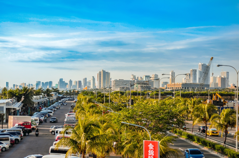 Manila is a fusion of different styles and influences, including American wide boulevards and skyscrappers — MarceloMayoPH / Shutterstock