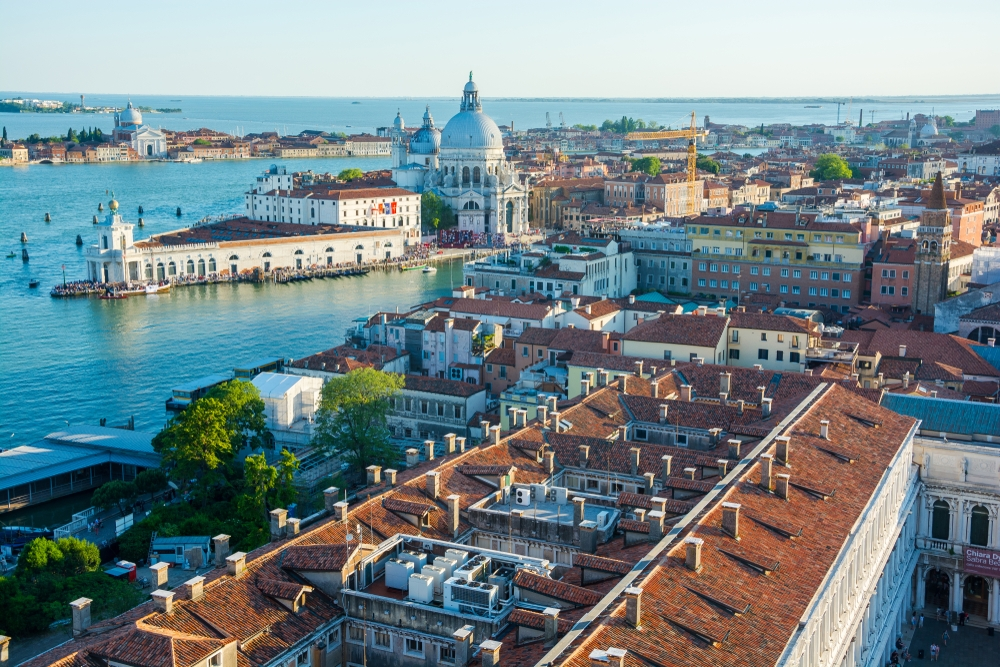 Each district in Venice has its own distinct feel and style — Alla Iatsun / Shutterstock Venice: the most beautiful stopover you'll ever have