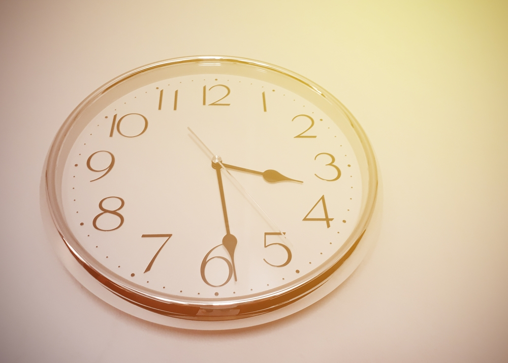 3:29 pm is when the silence about time begins — Shutterstock 12 weird laws from around the world