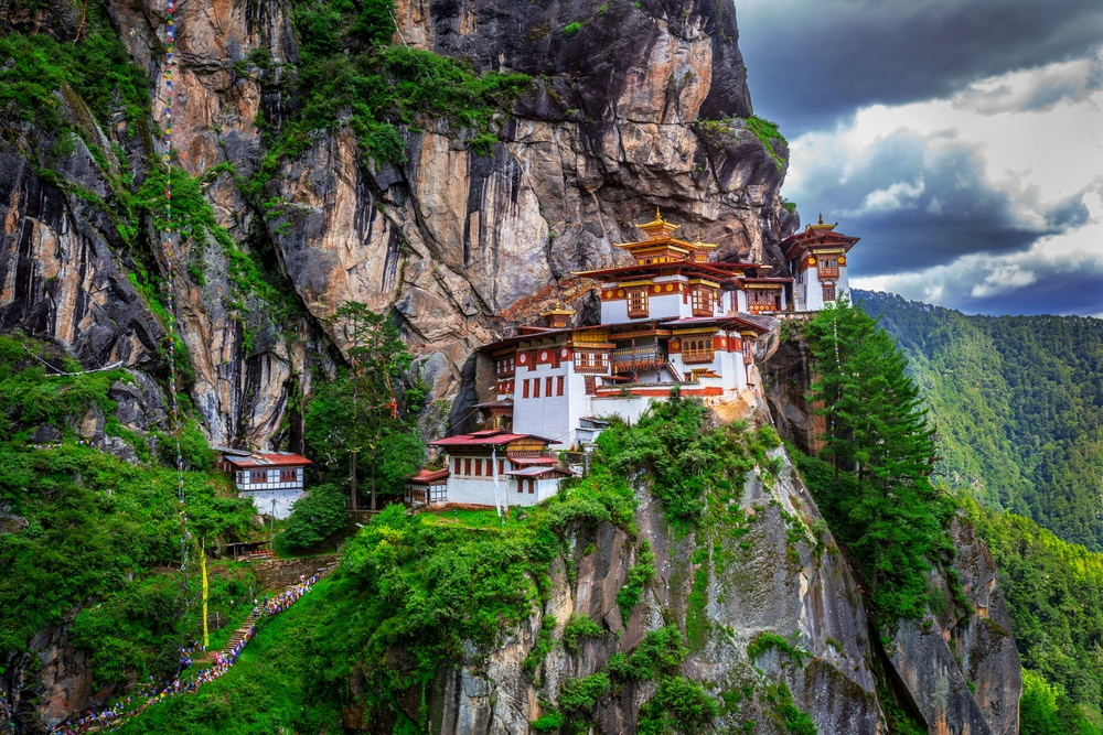 The best country to visit in 2020 according to Lonely Planet — Bhutan — Shutterstock Lonely Planet names best destinations for 2020 best in travel