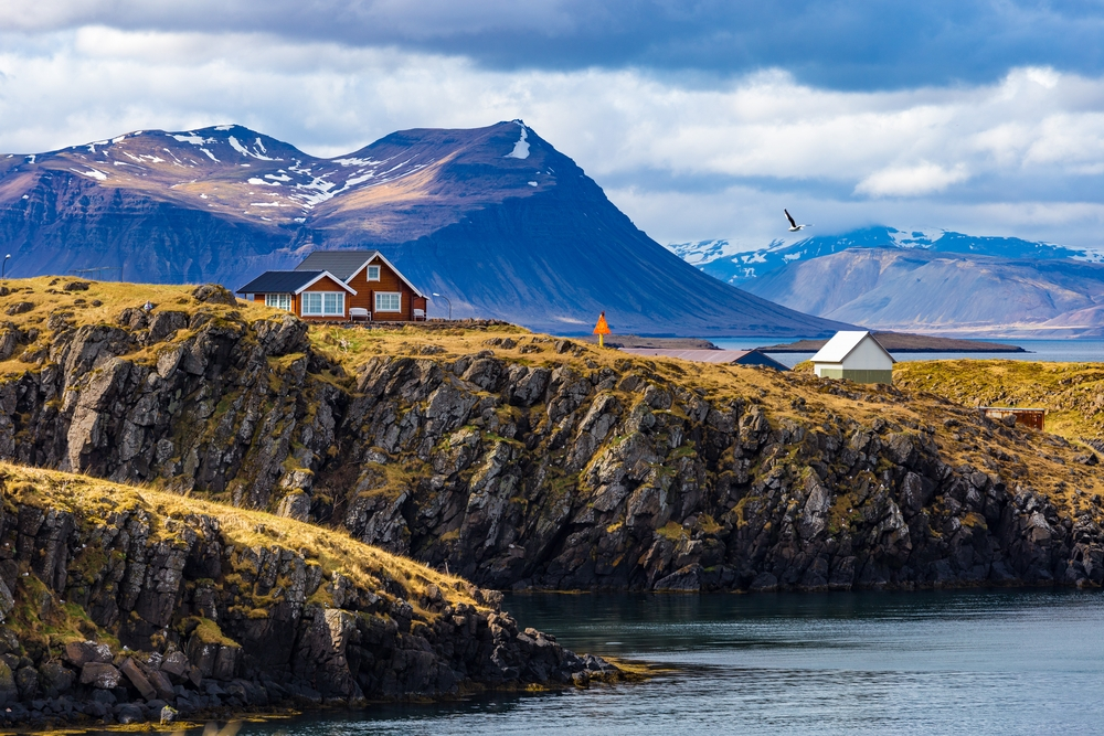 Iceland's stunning nature is even better with the fact that there are absolutely no mosquitos in the country — Shutterstock 15 random and quirky facts about Europe
