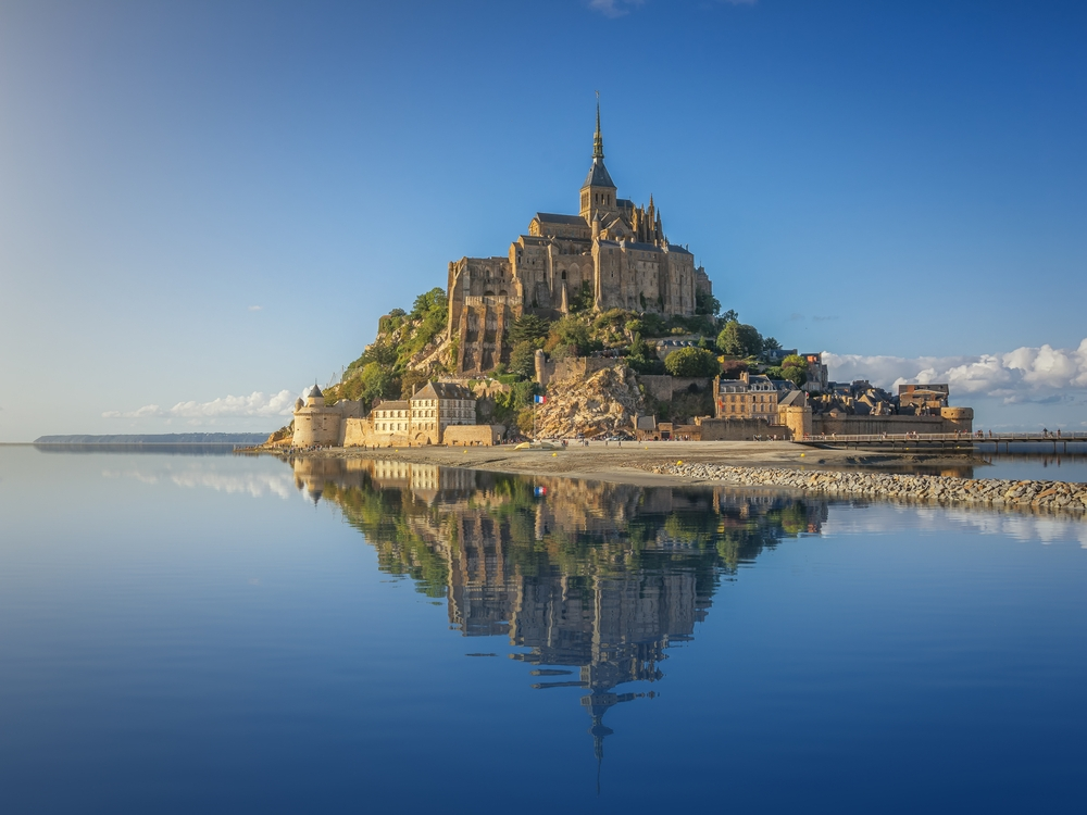 The first monastic establishment was built here in the 8th century — Shutterstock