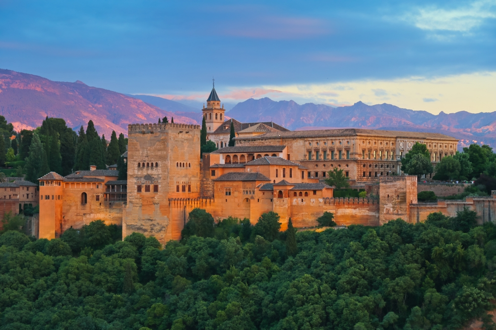 With marvels such as the Alhambra Andalusia is one of the best places in Europe to find some warmth in winter — Shutterstock
