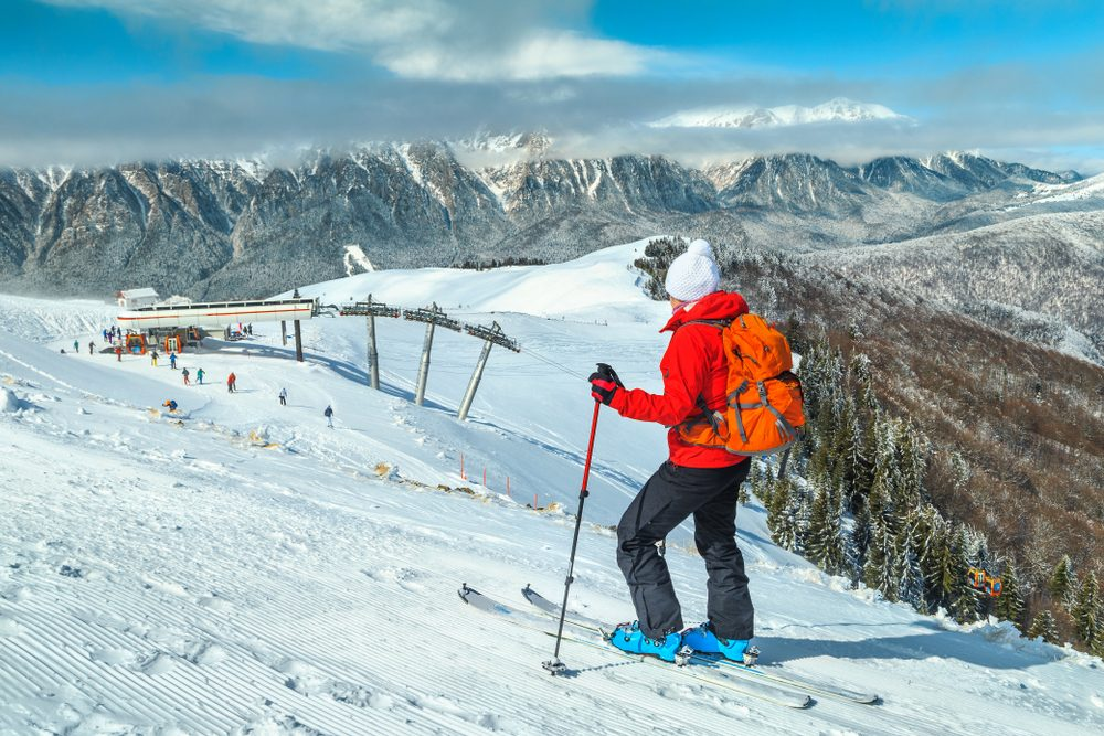 With its 33 ski resorts to choose from and beautiful scenery, Romania is a true rising star — Shutterstock 6 destinations to travel in January