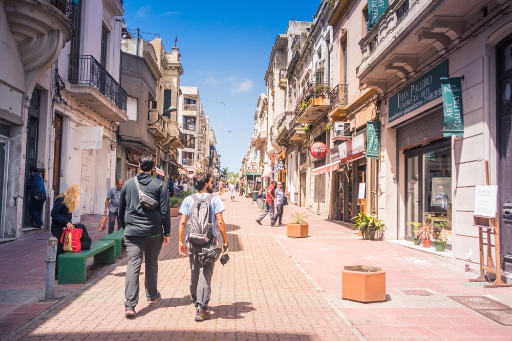 The Old City itself is a rainbow of brightly-colored buildings more reminiscent of Havana or Miami than anywhere else — Guaxinim / Shutterstock Rio de Janeiro — the gateway to South America