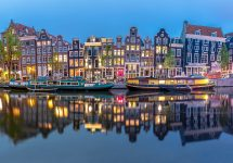 Amsterdam named most tourist-friendly city in the world