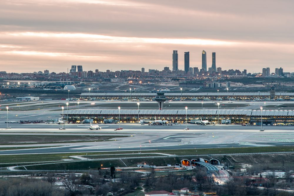 IAG wants Madrid to become a rival hub to four major hubs in Europe — Shutterstock British Airways and Iberia owner to buy Air Europa for €1 billion