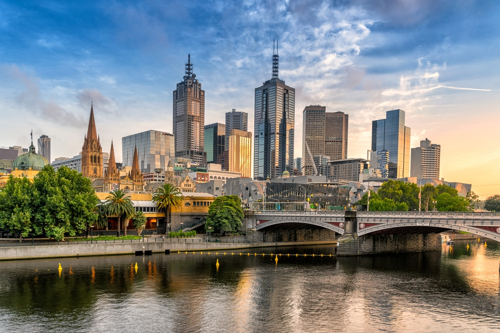 in 1880, Melbourne was the richest city in the world — Shutterstock 15 surprising facts about Australia