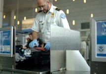 TSA reveals 10 tips for Thanksgiving travel Carolina K. Smith MD / Shutterstock