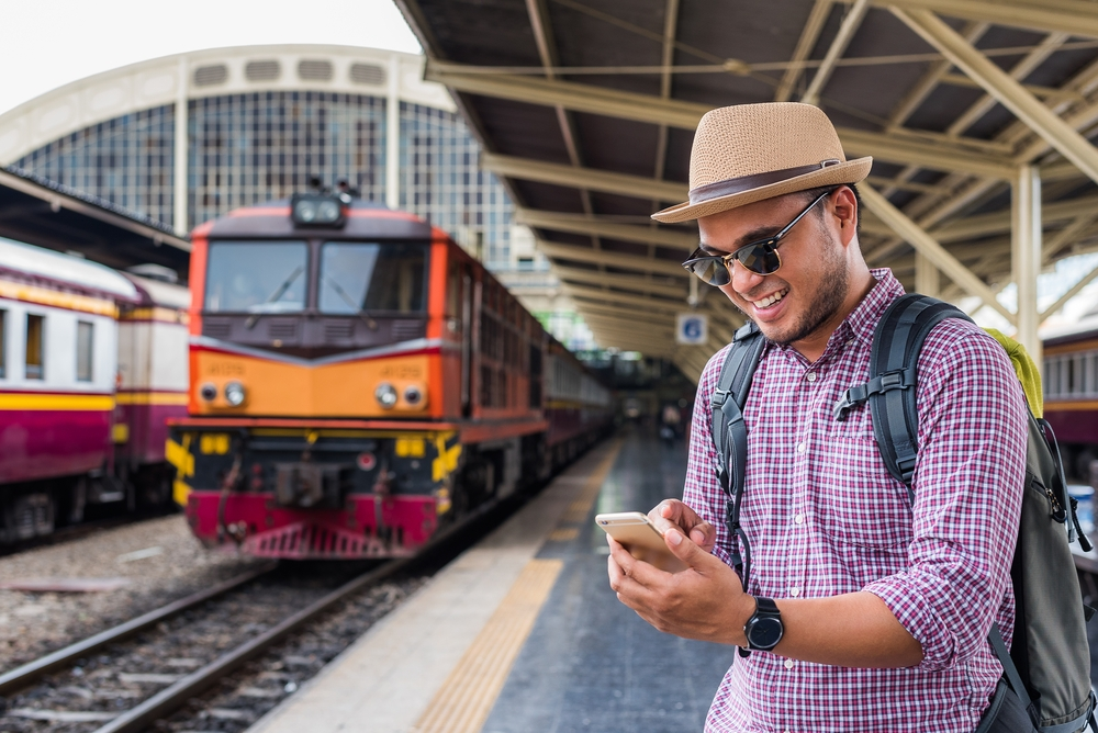 Recently, the company has added trains and buses, to its database and became the first to introduce true intermodality — Shutterstock