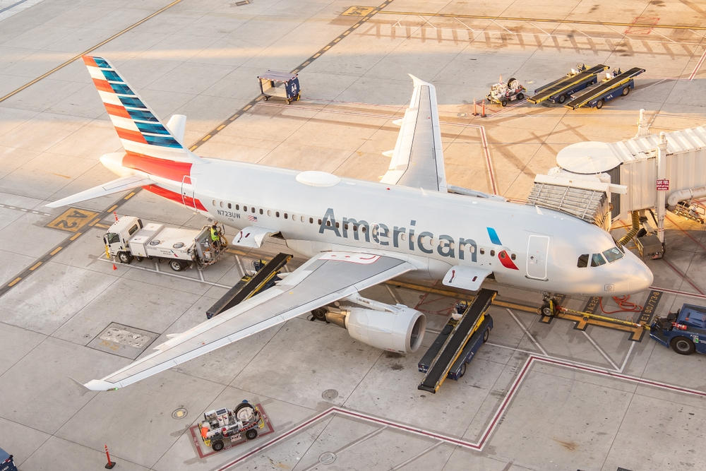American Airlines rated the worst (48 percent) on long-haul flights — BCFC / Shutterstock Survey reveals best and worst airlines of 2019