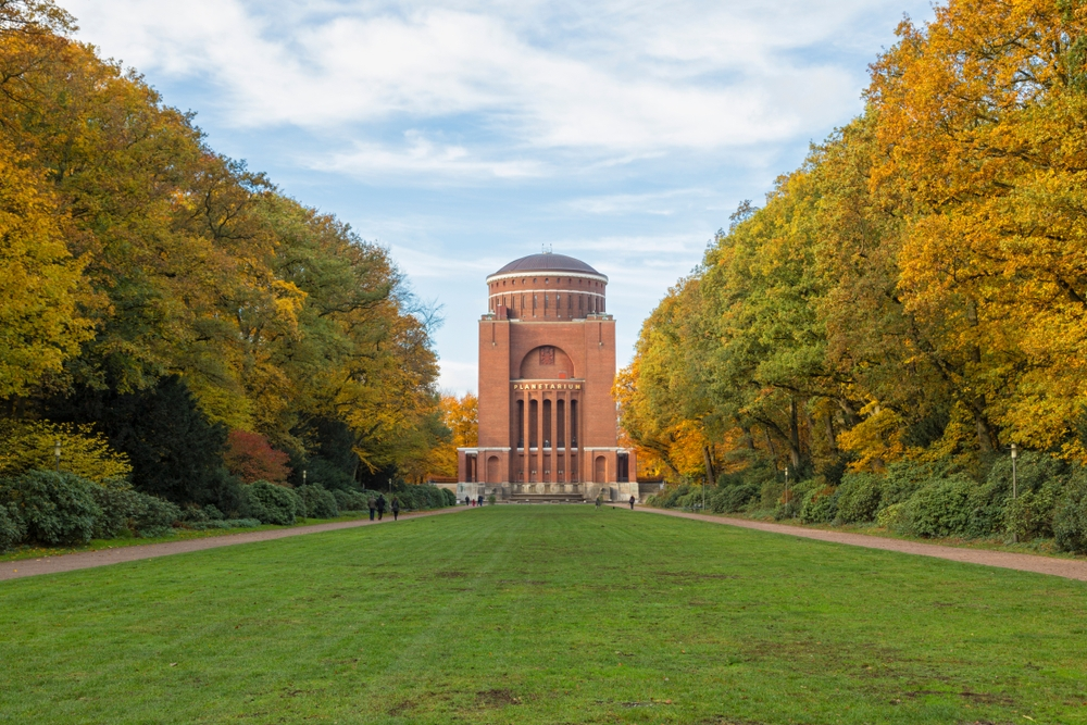 The Stadtpark is a vast swathe of greenery in the north of the city — Oliver Hoffmann / Shutterstock