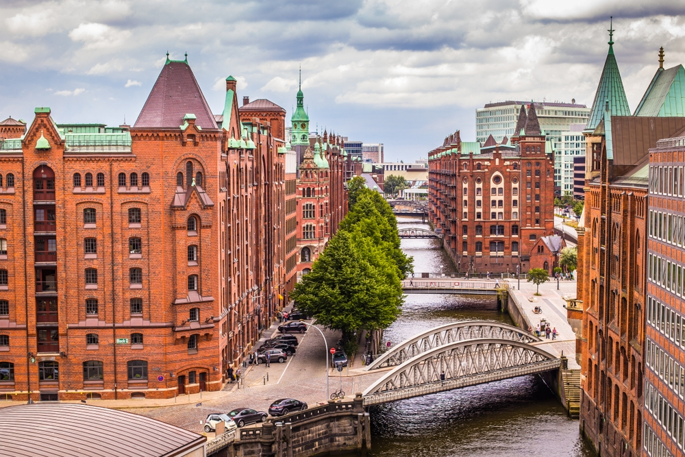 The Gothic-revival buildings that are now home to galleries, museums and cafes — Shutterstock
