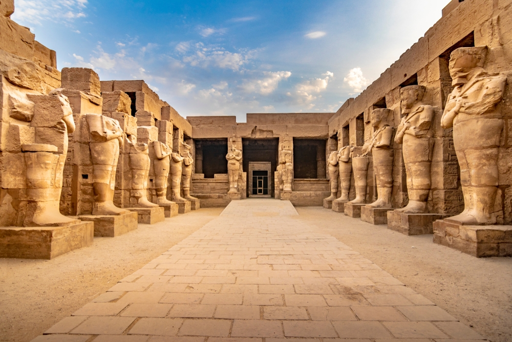 Being cooler and less crowded than in other months, March is the perfect time to visit Luxor — Shutterstock 6 best destination to travel in March 2020