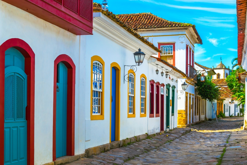 The center of the town is a beautiful labyrinth of cobbled streets and buildings that have barely changed in the 250 years — Shutterstock These are the top 20 destinations to see in 2020