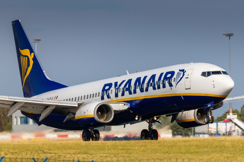 Ryanair scored the lowest of all the rated airlines for the fourth time in a row — Rebius / Shutterstock Survey reveals best and worst airlines of 2019