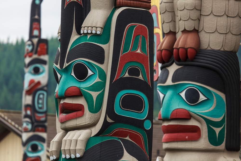 Visitors are encouraged to speak with Haida leaders to learn about how to maintain a sustainable economy and manage resources — Shutterstock These are the top 20 destinations to see in 2020