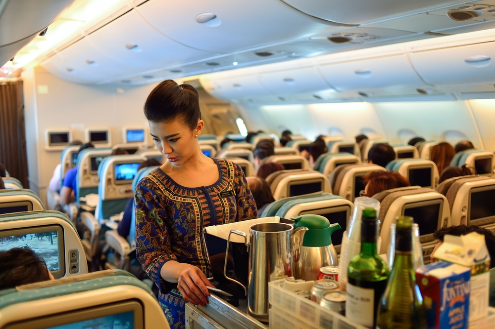 Singapore Airlines scores the highest in the long-haul category — Sorbis / Shutterstock Survey reveals best and worst airlines of 2019