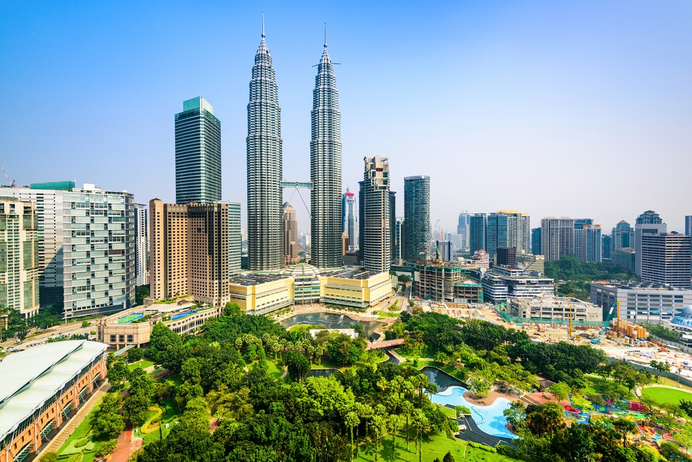 """Kuala Lumpur is """"easy on the wallet and easy to travel to/from"""" — Shutterstock These are the world's best cities for expats"""