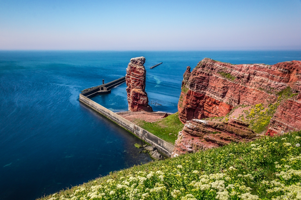 Take a blustery clifftop walk, eat at one of the small seafood cafes, or wander along a promenade — Shutterstock