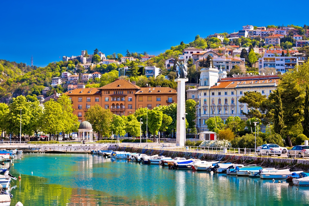 Rijeka is a fascinating mixture of many European cultures — Shutterstock These are the top 20 destinations to see in 2020
