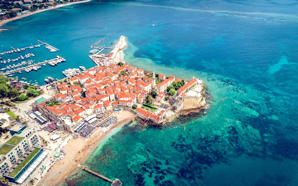 2020 is the ideal time to visit the stunning old town of Budva — Shutterstock