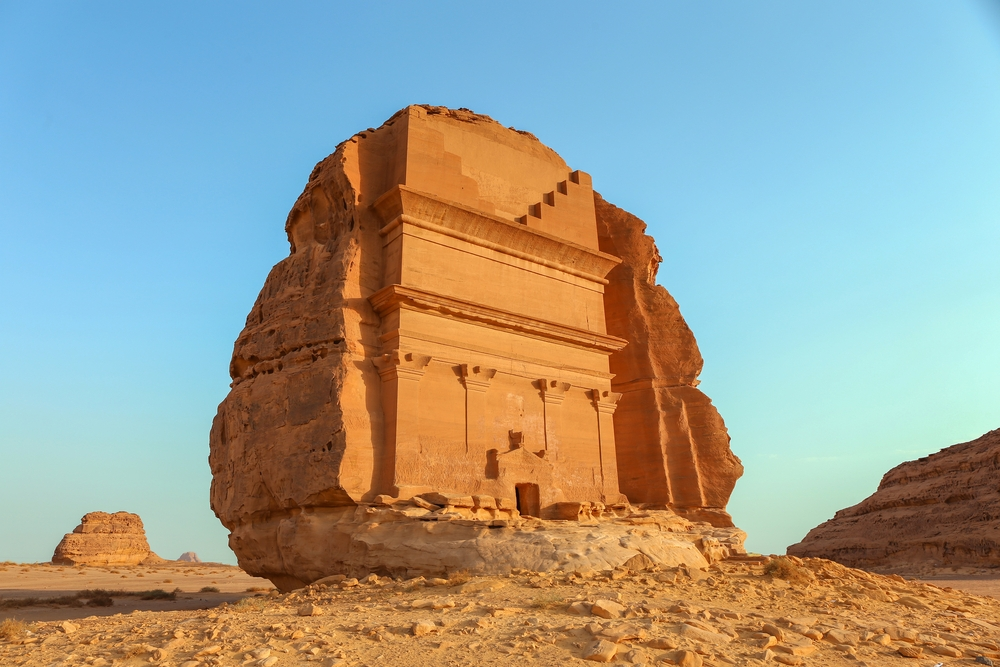 Mada'in Saleh is a Unesco-designated necropolis comprising over 130 tombs — Shutterstock These are the top 20 destinations to see in 2020