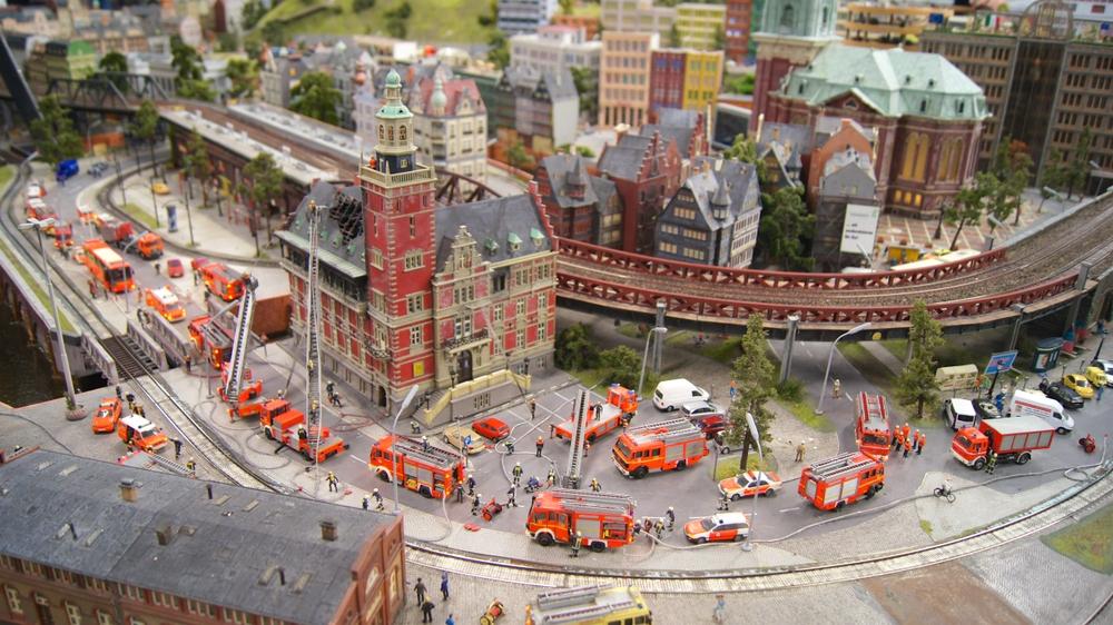 Miniatur Wunderland is now the biggest model railway in the world — Christian Heinz / Shutterstock