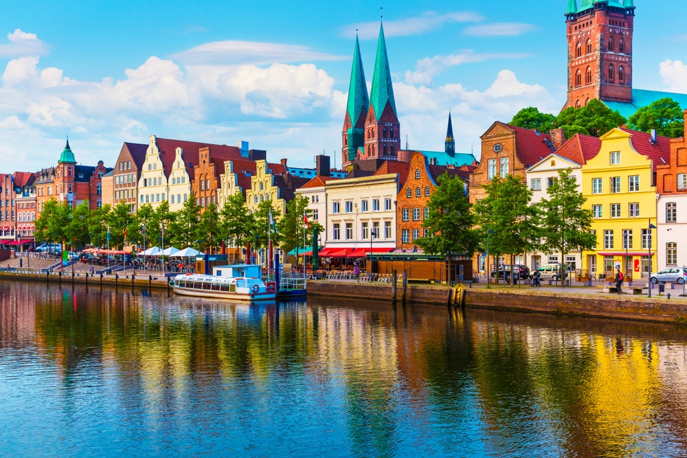 The Unesco World Heritage Site is also famous for its marzipan — Shutterstock