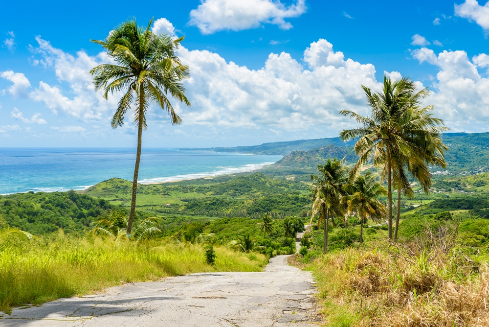 April in Barbados still falls within the dry season and temperatures hover around a pleasant 30 degrees Celsius during the day — Shutterstock 6 destinations to travel in April