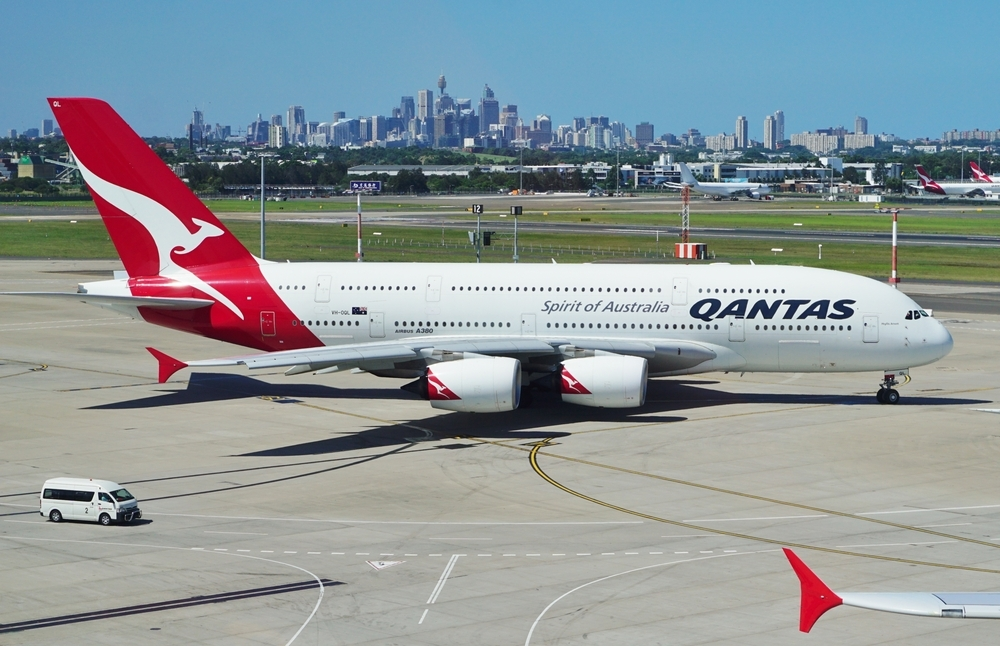 Qantas has been rated at the top of the list since 2014 — EQRoy / Shutterstock