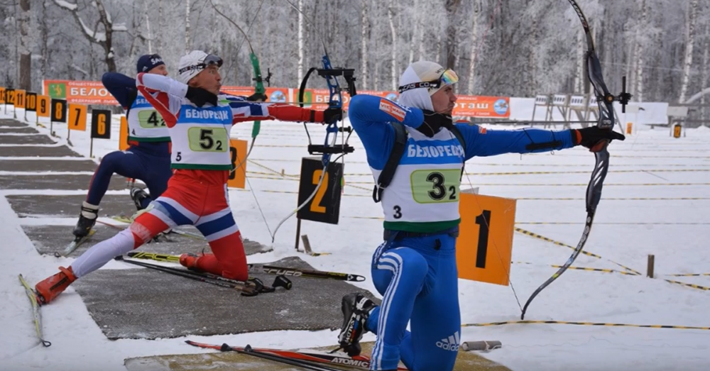 The peculiar sport of ski archery is similar to biathlon Feeling cold? Warm up with these chilling facts about snow