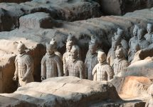 200 more terracotta warriors discovered in China — GTW / Shutterstock